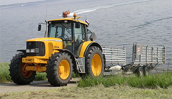 Custom Bolts and Fasteners for Agricultural and Construction Equipment